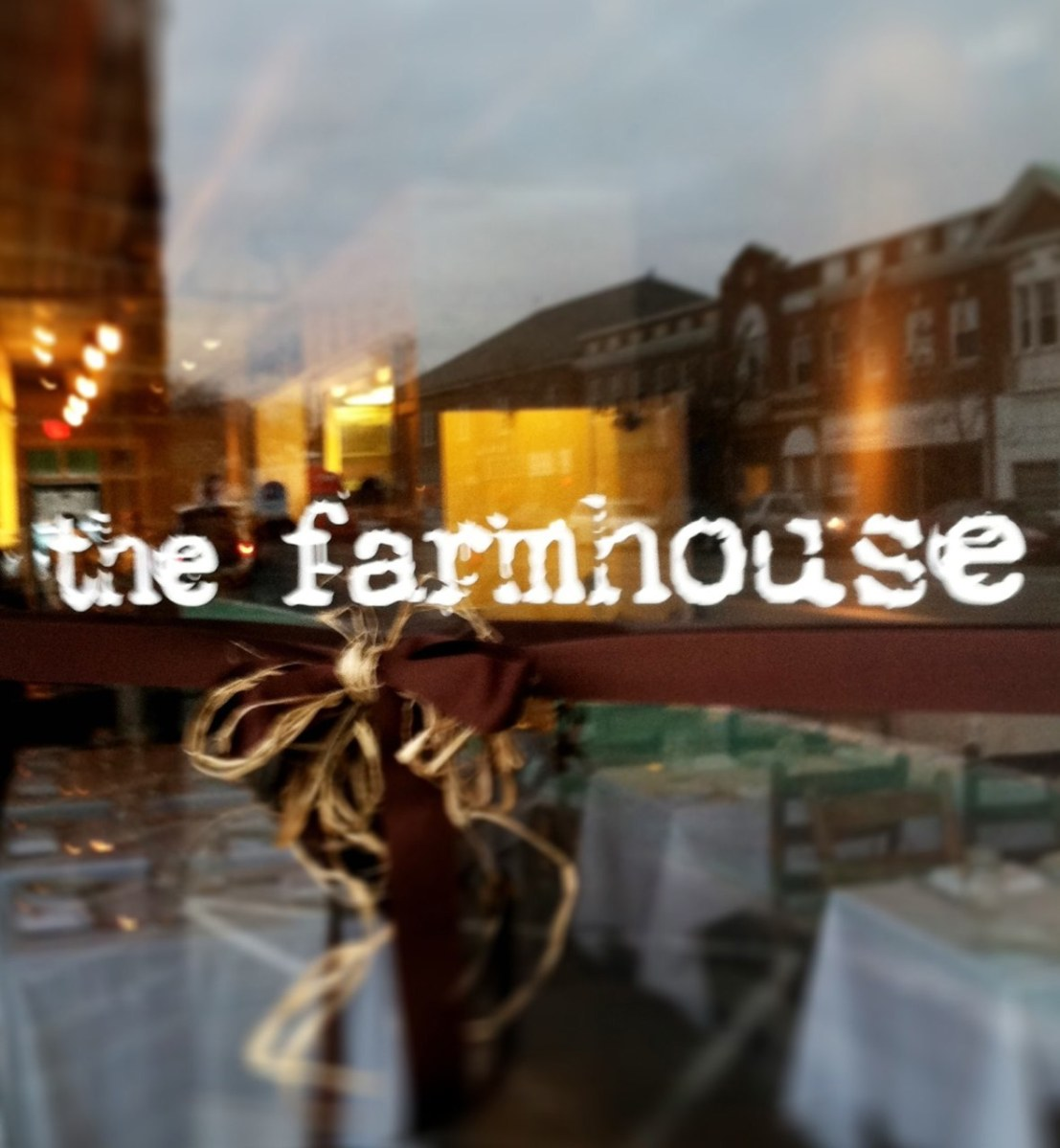Restaurant Visited The Farmhouse Needham MA