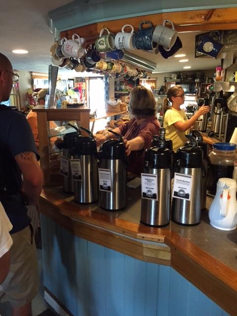 Lisas Cafe Peaks Coffee