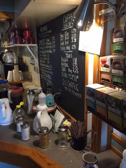 Lisas Cafe Peaks