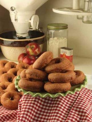 Apple Cider Donuts Cold Cider Mill