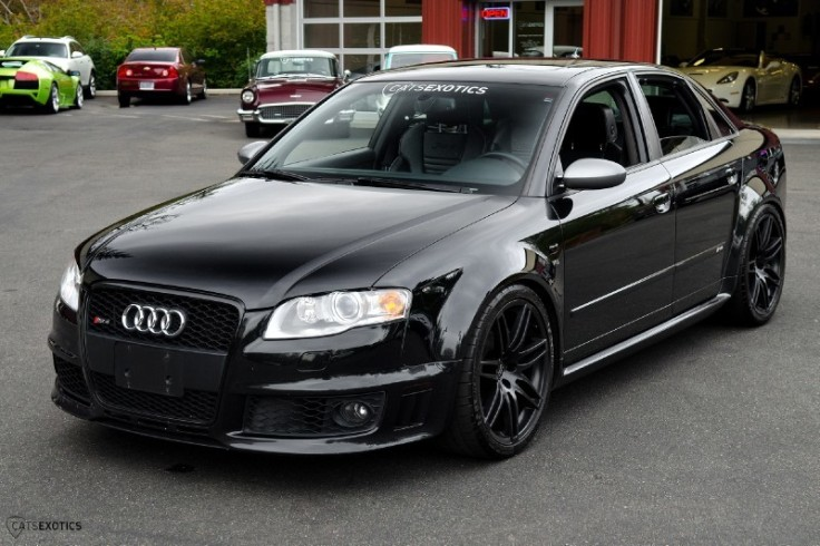 2008 audi rs4 found at cats exotics sold life as a gent. Black Bedroom Furniture Sets. Home Design Ideas