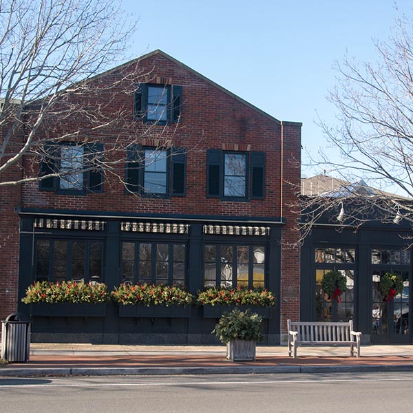 East Hampton Grill Outside