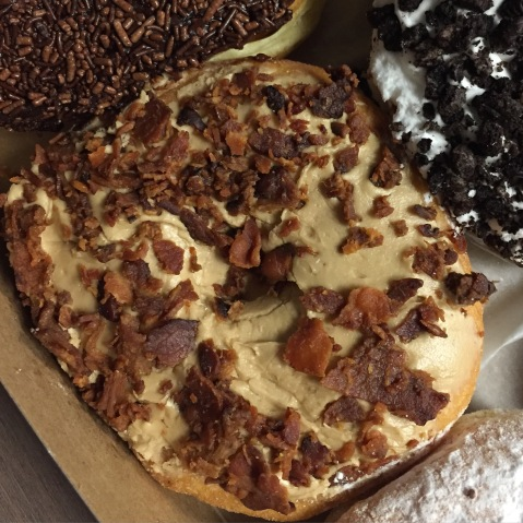 Kanes Donuts Bacon