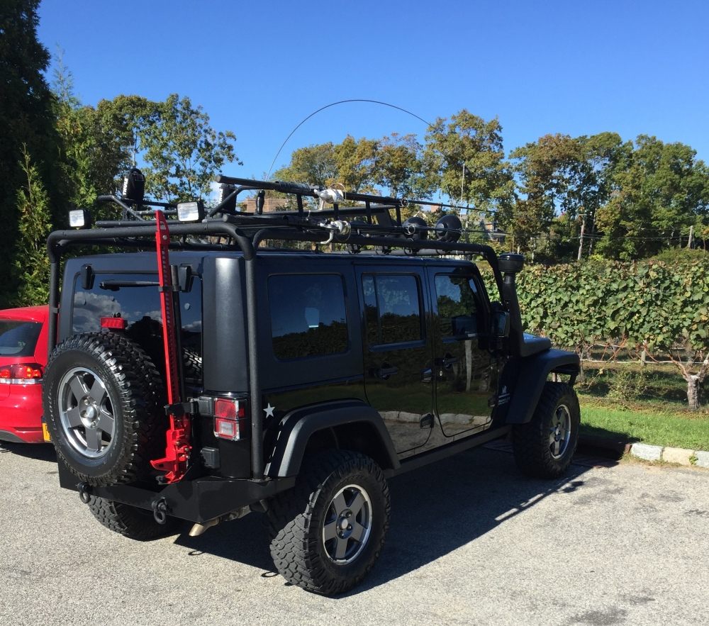 The Hamptons Jeep