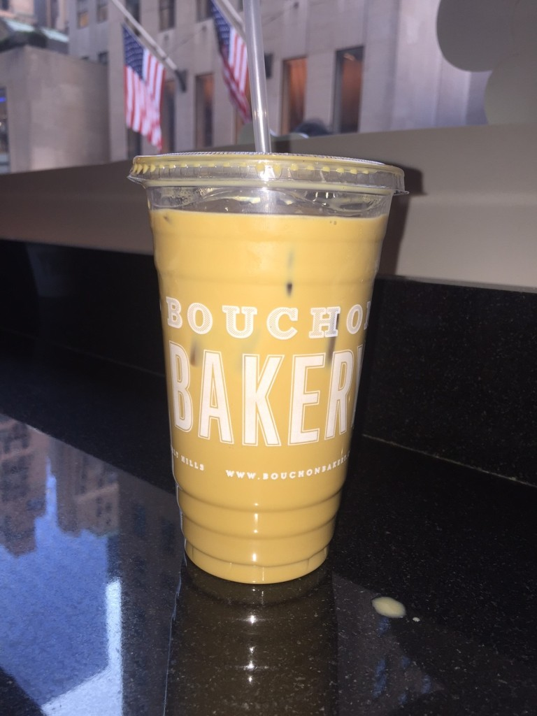 Iced Latte, check!