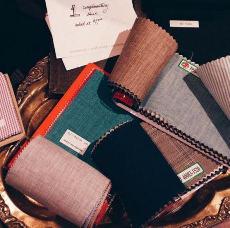 9tailors Fabrics