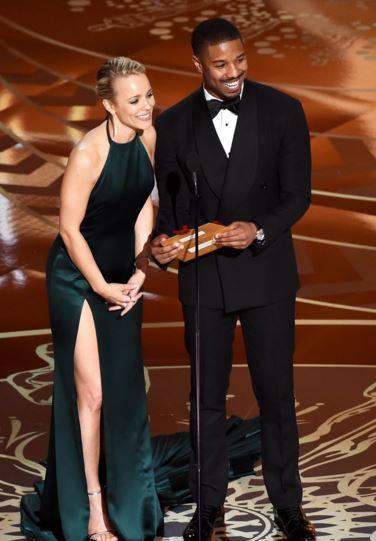 MichaelBJordan Oscars