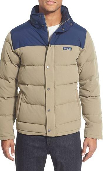 Patagonia: 'Bivy' Down Jacket $249