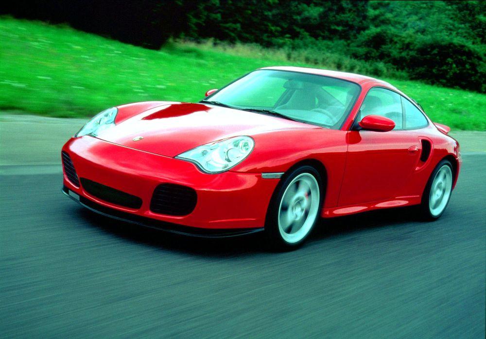 Porsche 911 2000