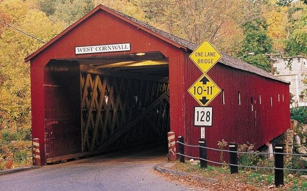 Vermont Covered Bridge 3