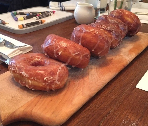 Salted Slate Donuts
